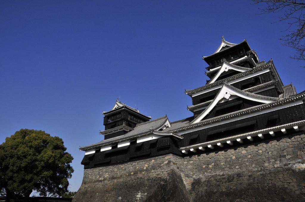 熊本の人にとって特別な存在「熊本城」