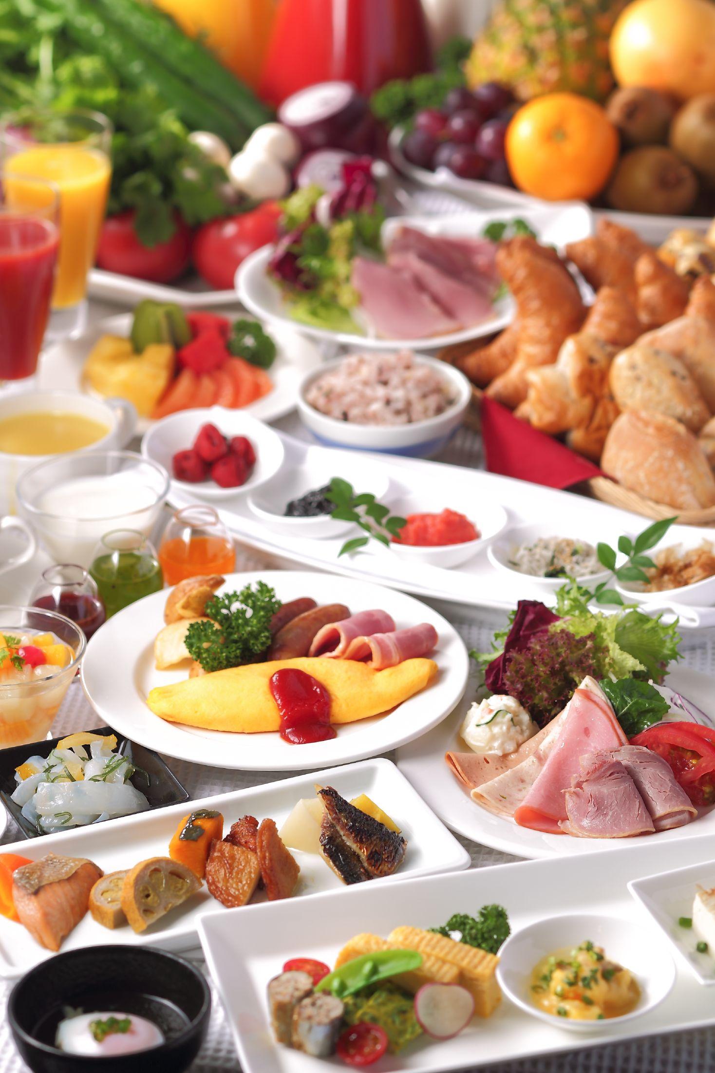 さらに朝食が充実!熊本県産・九州産の食材を増やします