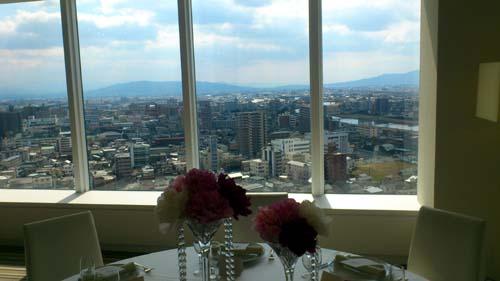 25階ブランミュールからの景色